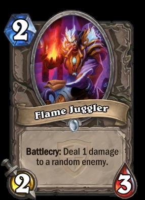 Flame Juggler Card Image