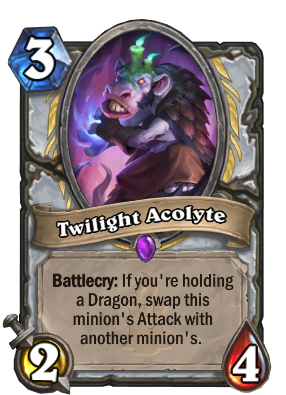 Twilight Acolyte Card Image