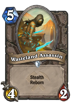 Wasteland Assassin Card Image