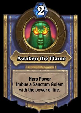 Awaken the Flame Card Image