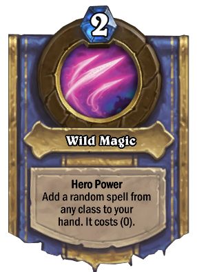 Wild Magic Card Image