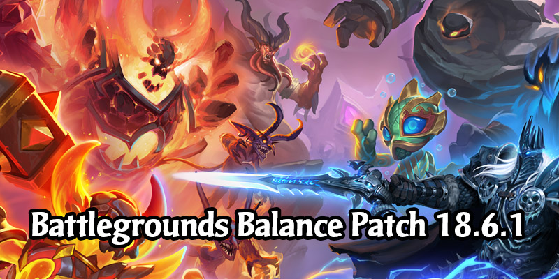 Hearthstone Battlegrounds Update Coming Thursday - Loads of Hero and Minion Updates!