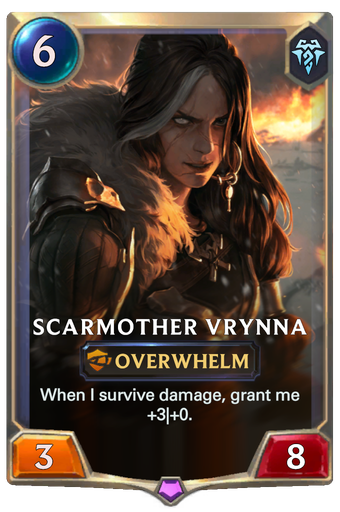 Scarmother Vrynna Card Image