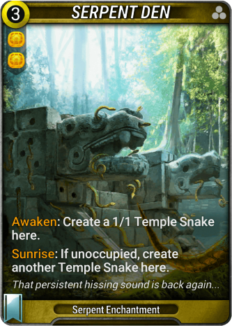 Serpent Den Card Image