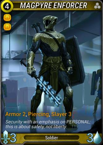 Magpyre Enforcer Card Image