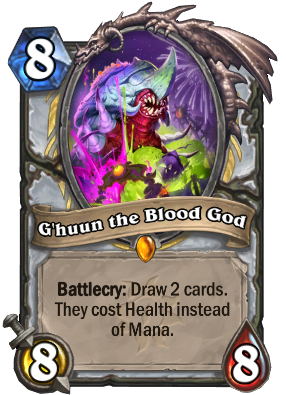 G'huun the Blood God Card Image