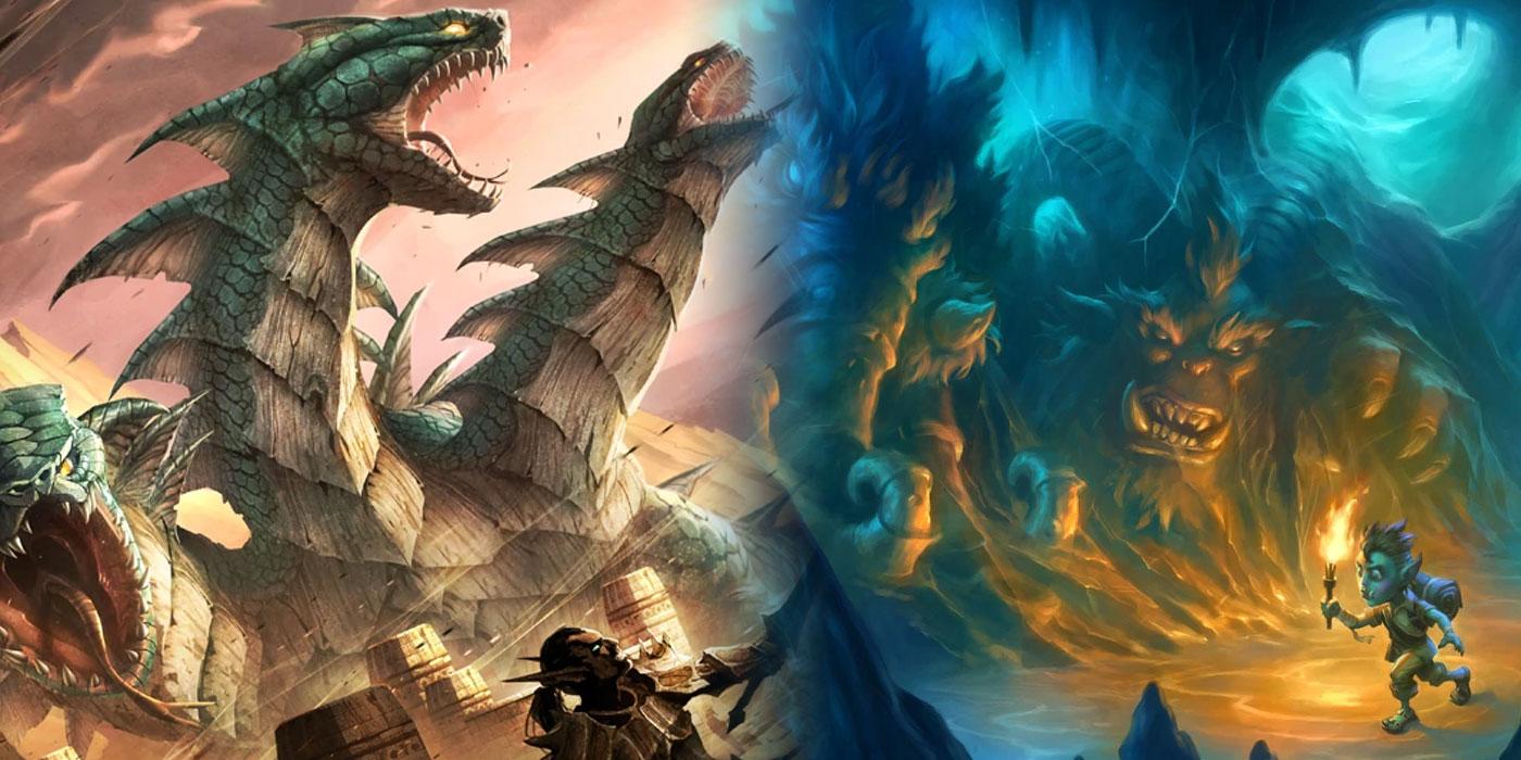Weekend Wild Hearthstone Decks - Combo Hunter, Quest Rogue, Taunt Druid, & More!