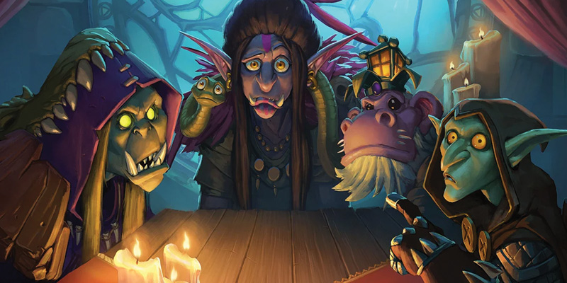 New Hearthstone Expansion Revealed - Rise of Shadows!
