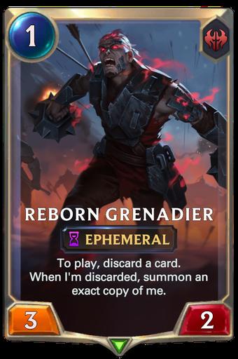 Reborn Grenadier Card Image