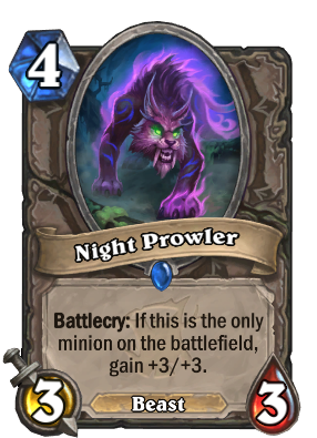 Night Prowler Card Image