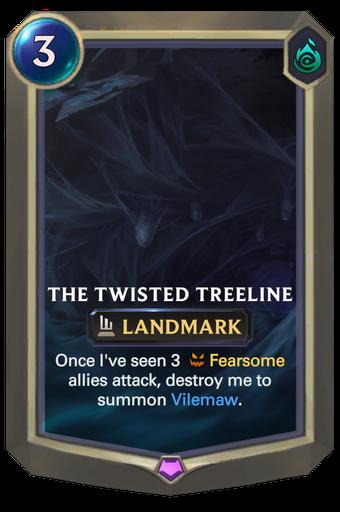 The Twisted Treeline Card Image