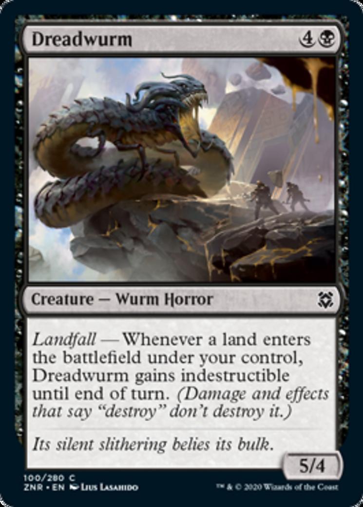 Dreadwurm Card Image