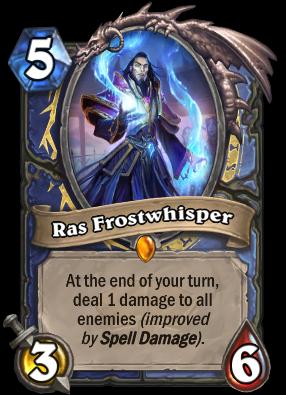 Ras Frostwhisper Card Image