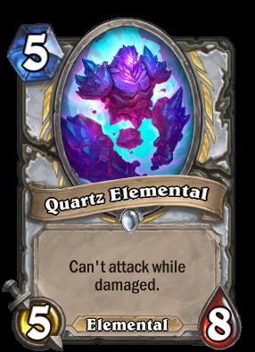 Quartz Elemental Card Image