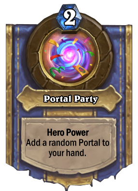 Portal Party Card Image