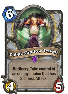 Cabal Shadow Priest Card Image