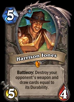 Harrison Jones Card Image