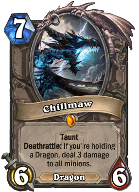 Chillmaw Card Image