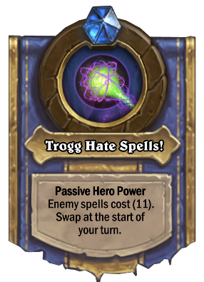 Trogg Hate Spells! Card Image