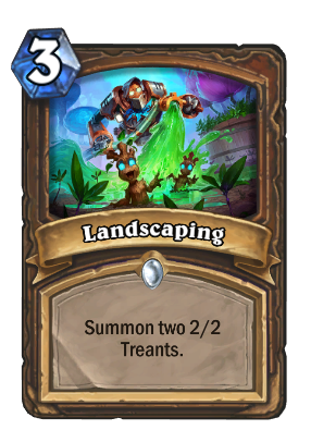 Landscaping Card Image