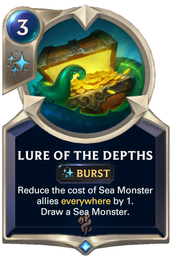 Lure of the Depths Card Image