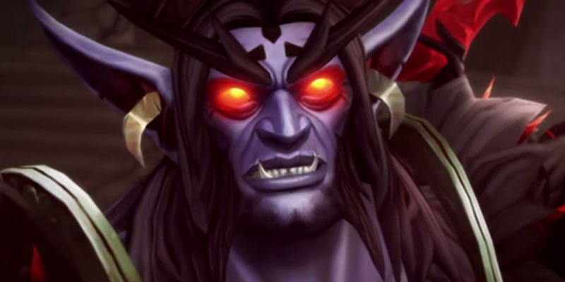Illidan Stormrage is Being Replaced in Hearthstone's Classic Set with Xavius