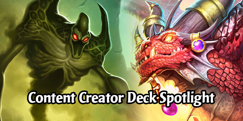Six Solid Standard Decks From Hearthstone's Great Content Creators