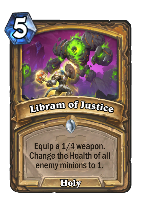 Libram of Justice Card Image