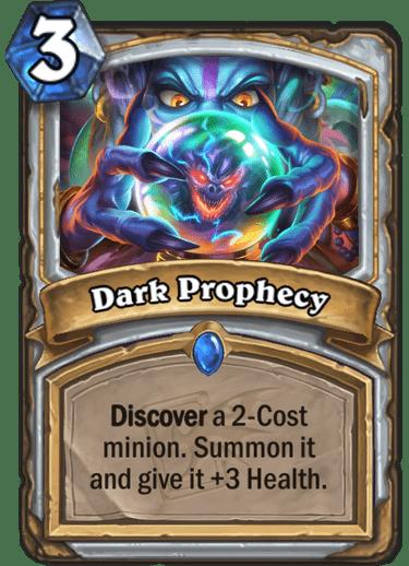 Dark Prophecy Card Image