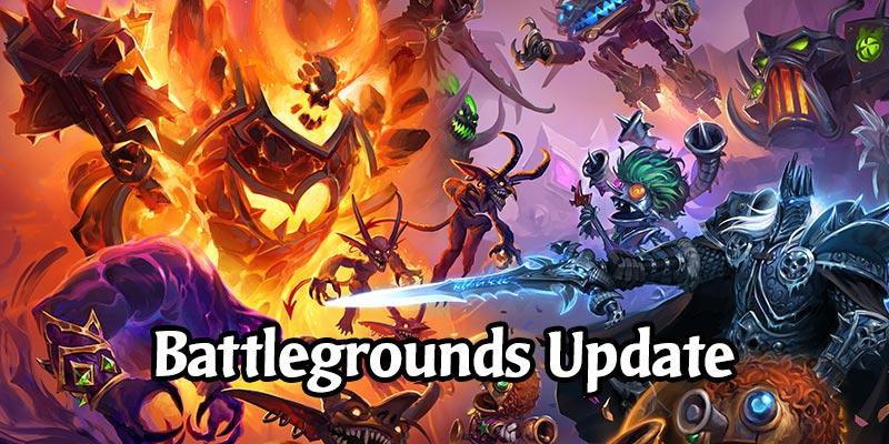 Hearthstone Battlegrounds Update - Round Matchmaking Algorithm Change