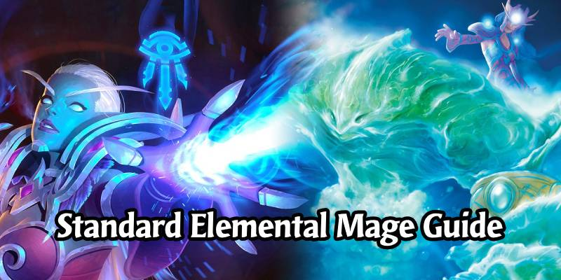 Struggling Against Shaman? Try Our Elemental Mage Deck List & Guide for Darkmoon Faire