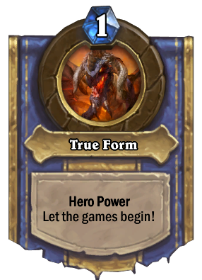 True Form Card Image