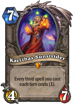 Kael'thas Sunstrider Card Image