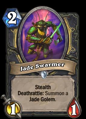 Jade Swarmer Card Image