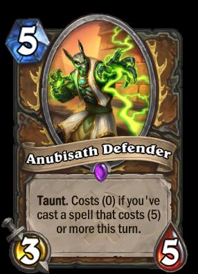 Anubisath Defender Card Image