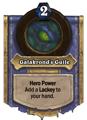 Galakrond's Guile Card Image