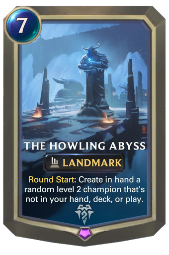 The Howling Abyss Card Image