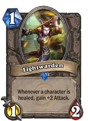 Lightwarden Card Image