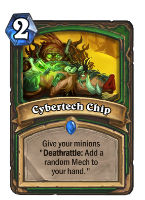 Cybertech Chip Card Image