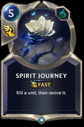 Spirit Journey Card Image