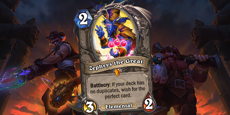Everything You Need to Know About the Perfect Card, Zephrys the Great