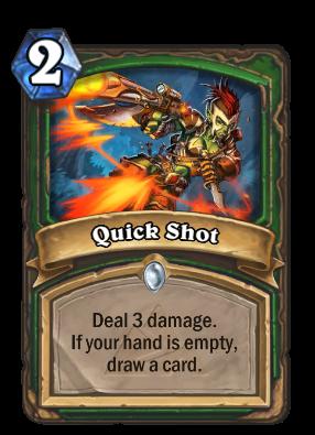 Quick Shot Card Image