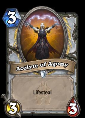 Acolyte of Agony Card Image