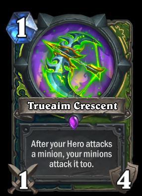 Trueaim Crescent Card Image