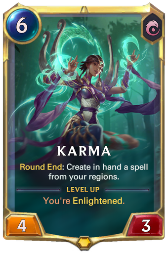 Karma Card Image