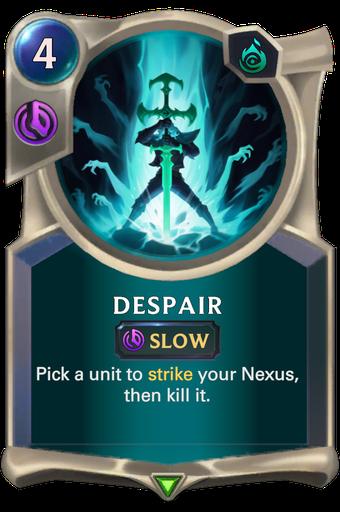 Despair Card Image
