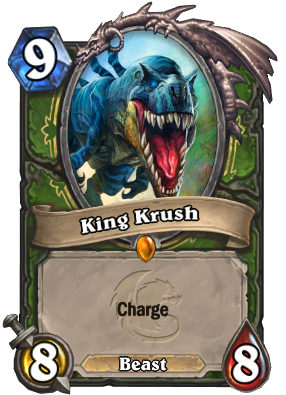 King Krush Card Image