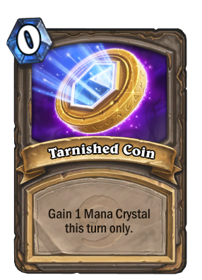 Tarnished Coin Card Image