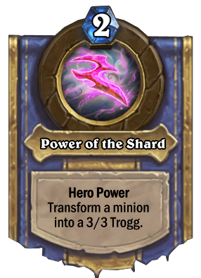 Power of the Shard Card Image