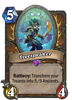 Treespeaker Card Image